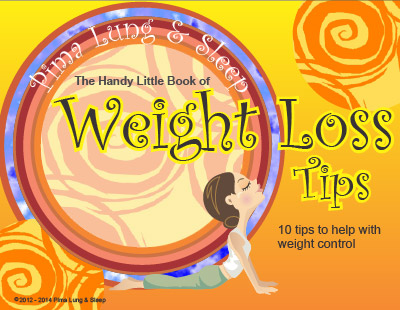 The Handy Little Book Of Weight Loss Tips